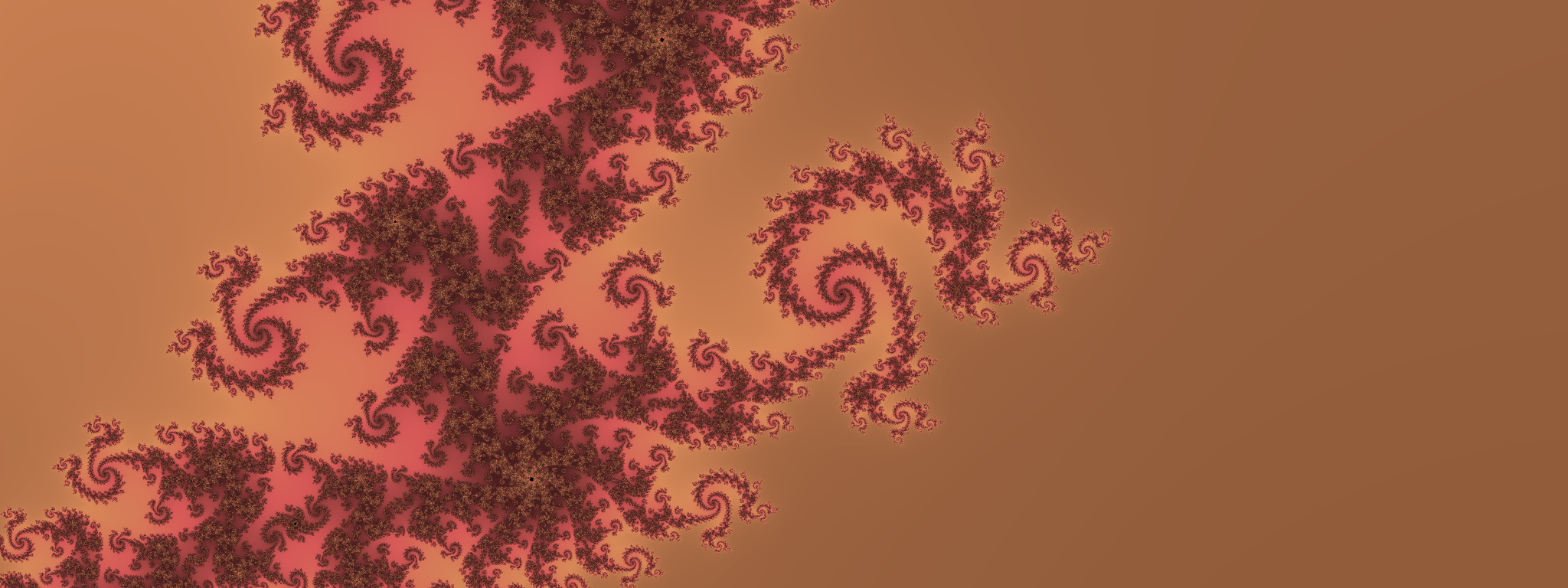 brown Mandelbrot
