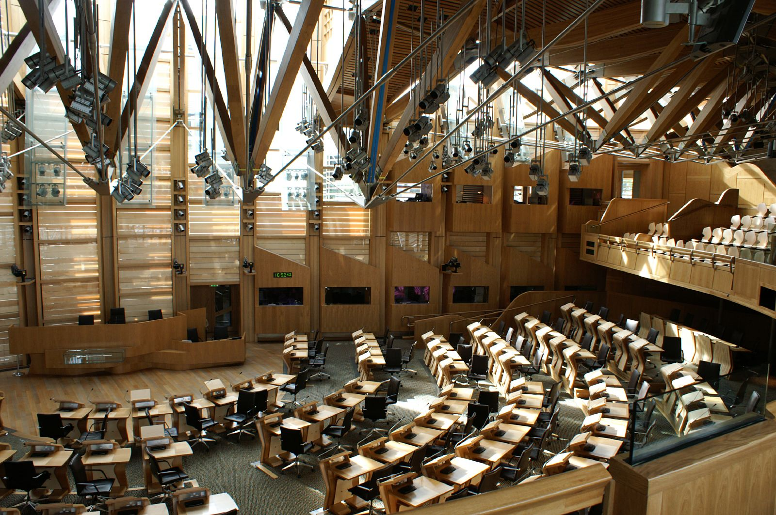 Scottish Parliament ©2006 Martin Pettitt