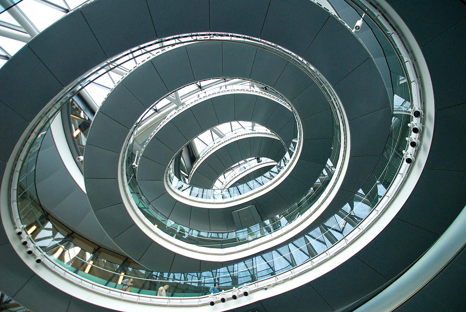 Spiral ©2012 Renzo Borgatti